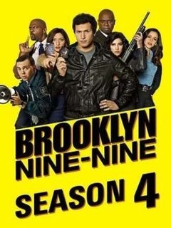 Brooklyn Nine-Nine 4ª Temporada - comprar online