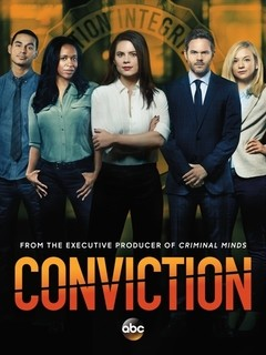 Conviction 1ª Temporada