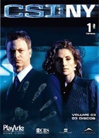 CSI New York 1ª Temporada