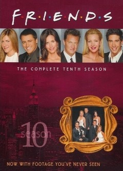 Friends 10ª Temporada