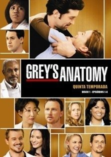 Grey's Anatomy 4ª Temporada