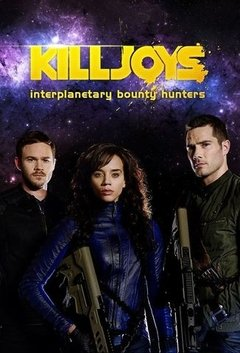 Killjoys 2ª Temporada