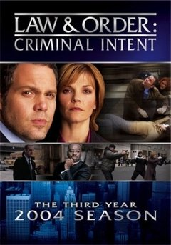 Law & Order: Criminal Intent 3ª Temporada