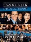 Law & Order: Special Victms Unit 3ª Temporada