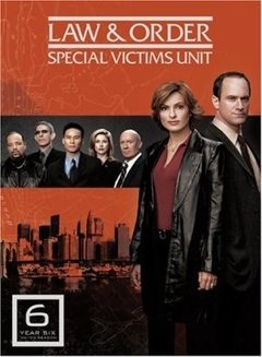 Law & Order: Special Victms Unit 6ª Temporada