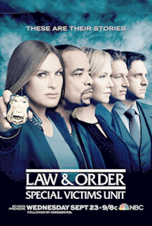 Law & Order: Special Victms Unit 17ª Temporada