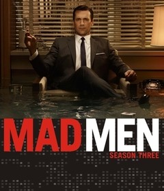 Mad Men 3ª Temporada