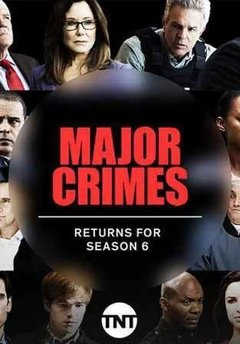 Major Crimes 6ª Temporada - comprar online
