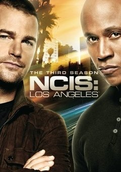 NCIS - Los Angeles 3ª Temporada