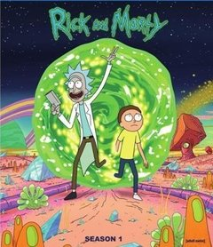 Rick and Morty  1ª Temporada