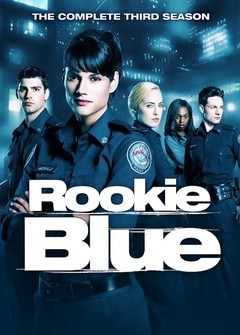 Rookie Blue 3ª Temporada