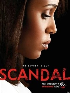 Scandal 3ª Temporada