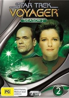 Star Trek Voyager 2ª Temporada
