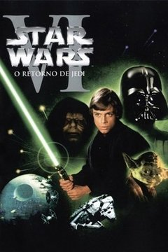 STAR WARS: EPISÓDIO 6 O RETORNO DE JEDI