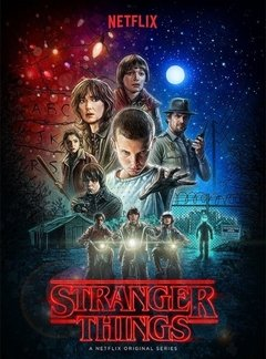 Stranger Things 1ª Temporada