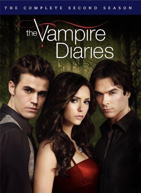 diarios de u m vampiro
