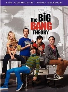 The Big Bang Theory 3ª Temporada
