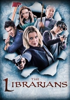 The Librarians 2ª Temporada