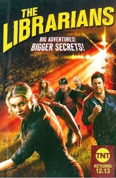 The Librarians 4ª Temporada - comprar online