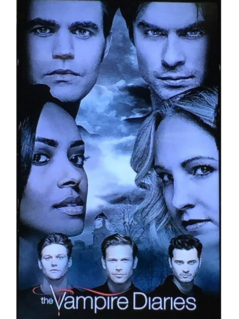 The vampire diaries 8 temporada comprar em - Drop dead diva ultima puntata ...