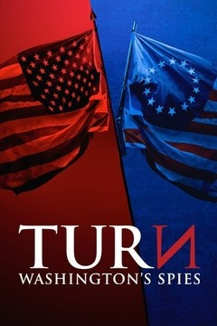 TURN: WASHINGTON'S SPIES  3ª Temporada