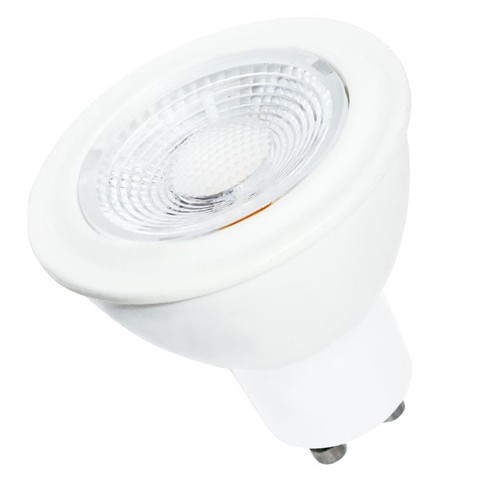 LÁMPARA DICRO LED GU10 5X1 - 5W - Calida