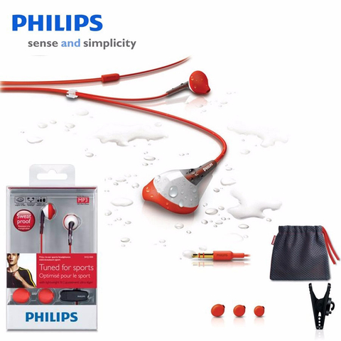 Auriculares Philips Shq1300 Actionfit Deportivos P/ Running