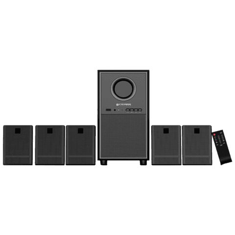 Home Theater 5.1 Stromberg Carlson Htg-901 Remoto Mp3 Usb
