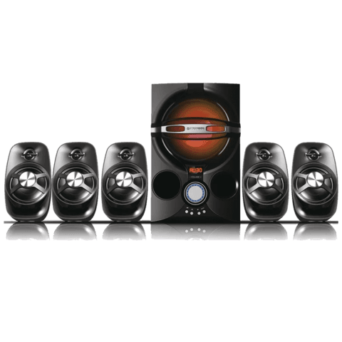 HOME THEATER 5.1 STROMBERG CARLSON HTG-902 USB/S