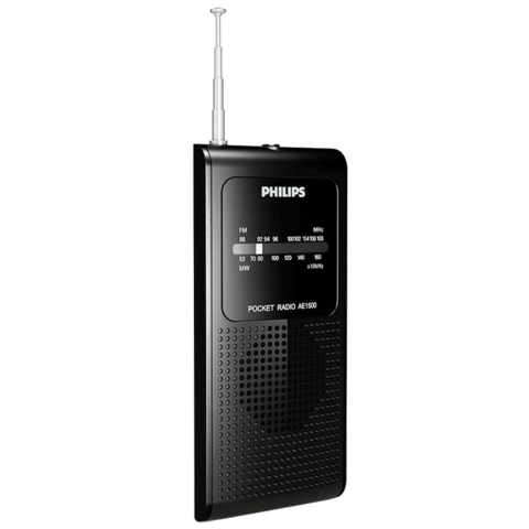Radio Philips Analogica Ae1500 Fm Am Parlante Integrado