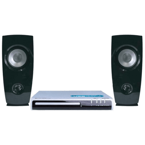 Reproductor de DVD y Home Theatre Stromberg Carlson DHT-1000