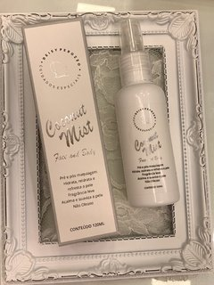 Coconut Mist - Face and Body - comprar online