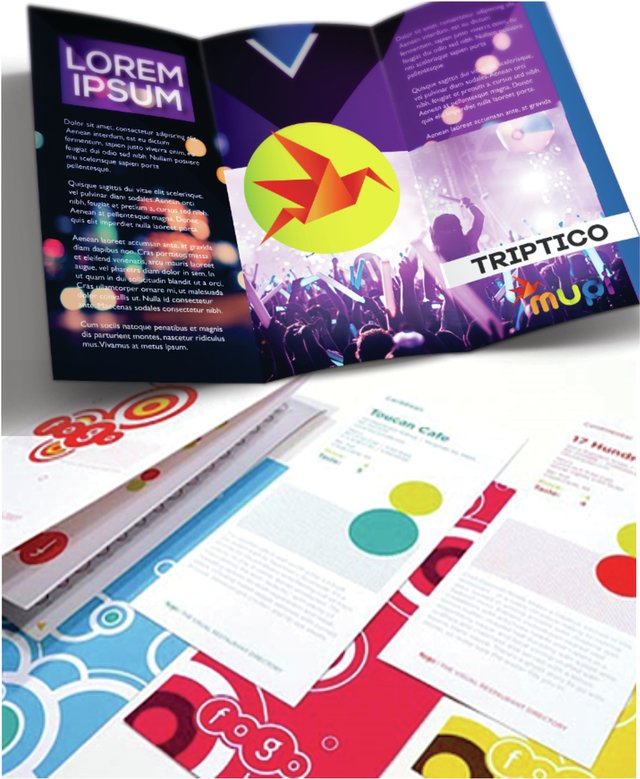 Trípticos - Agite PrintStudio | Imprenta Digital