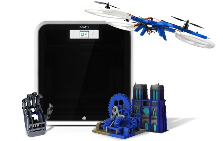 Cube PRO® 3D Systems