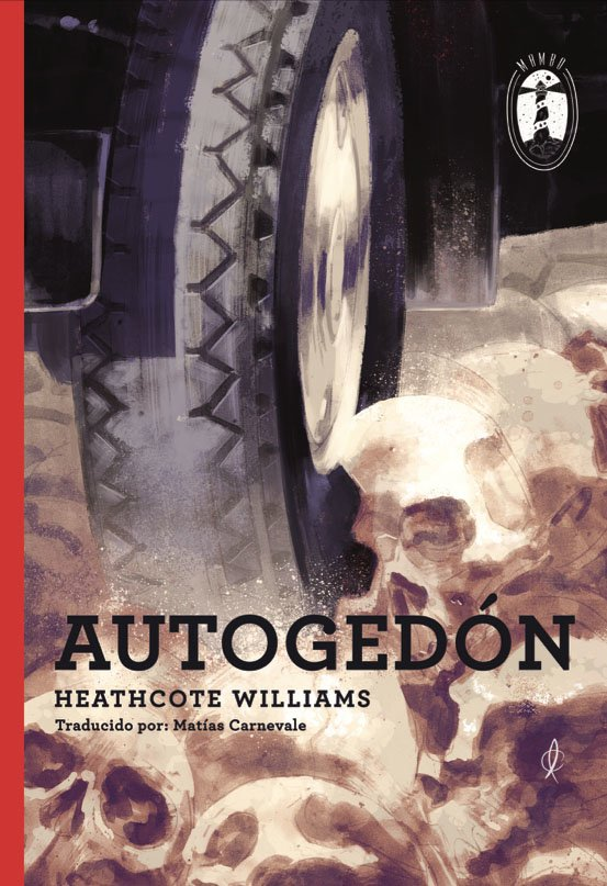AUTOGEDÓN - Heathcote Williams