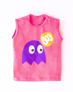 CAMISETA REGATA - BOO RS