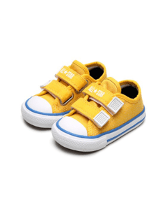 TENIS CHUCK TAYLOR ALL STAR BORDER 2V AMARELO VIVO