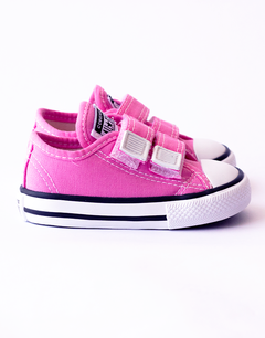 TENIS CHUCK TAYLOR ALL STAR BORDER 2V ROSA