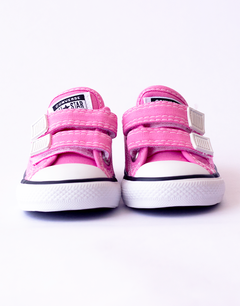 TENIS CHUCK TAYLOR ALL STAR BORDER 2V ROSA na internet