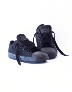 TENIS CHUCK TAYLOR AS MONOCHROME PRETO