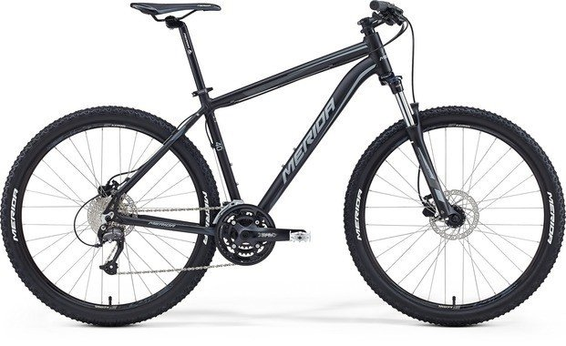 Bicicleta Merida 2016 Big Seven 40D na internet