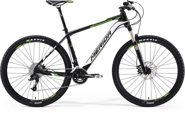 Bicicleta Merida 2014 Big Seven TM-IS - comprar online
