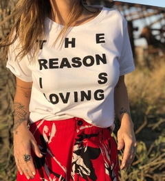 Reme the reason is loving