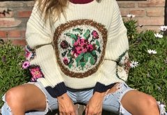 Sweater Vintage Rose
