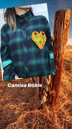 Camisa Roble  en internet