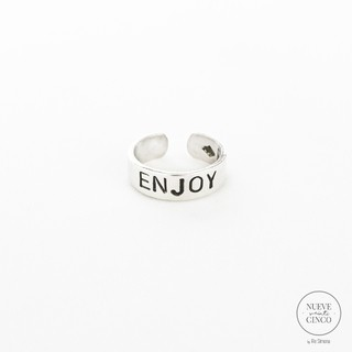 Anillo Enjoy (Plata 925)