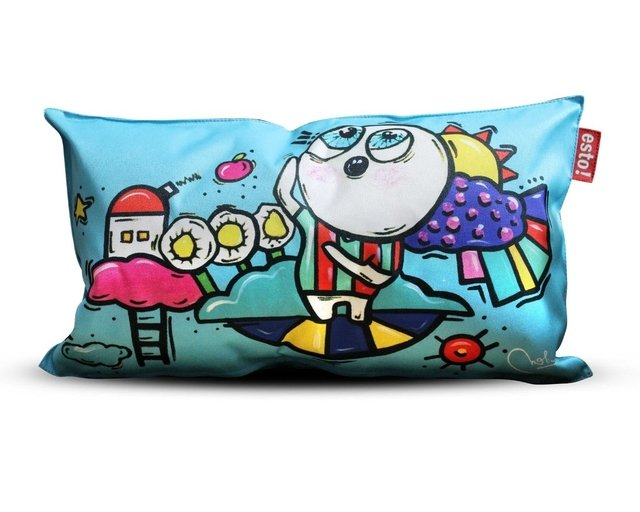 Cushion Arte 50cms x 30 cms en internet