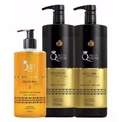 Kit Queen Aneethun Linha Profissional ( 3 Itens )