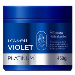 Lowell Special Care Violet Platinum Máscara 450g