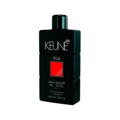 Keune Água Oxigenada Tinta Cream Developer 1 L 20 vol